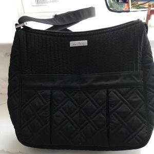 Black Vera Bradley tote/purse